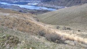 NAA Property Ravine for dam