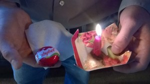 sustainablecraig.com babybel cheese candle - 1